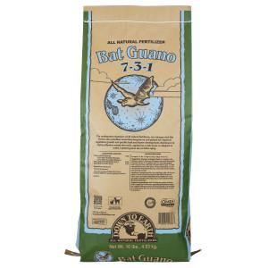 Down To Earth Bat Guano Natural Fertilizer 7-3-1 1ea/10 lb