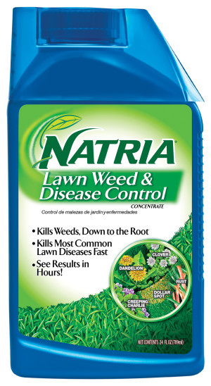 Bayer Natria Lawn Weed & Disease Control Concentrate 4ea/24 fl oz
