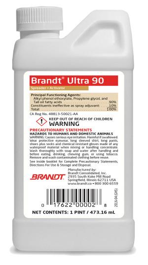 Monterey Brandt Ultra 90 6ea/1 pt