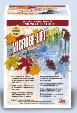 Ecological Laboratories Microbe-Lift Autumn/Winter Prep 12ea/32 oz