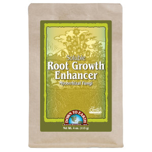 Down To Earth Root Growth Enhancer Mycorrhizal Fungi Soluble OMRI 12ea/4 oz