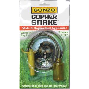 Gonzo Gopher Snake Mole & Gopher Bait Applicator 12ea