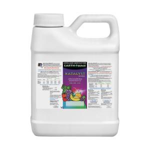 Earth Juice Xatalyst Natural Liquid Plant Food 2ea/2.5 gal