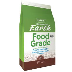 Harris Diatomaceous Earth Food Grade 4ea/4 lb