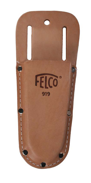 Felco Holster Pruner Brown 1ea