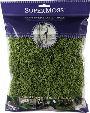 Supermoss Spanish Moss Preserved Grass 10ea/4 oz
