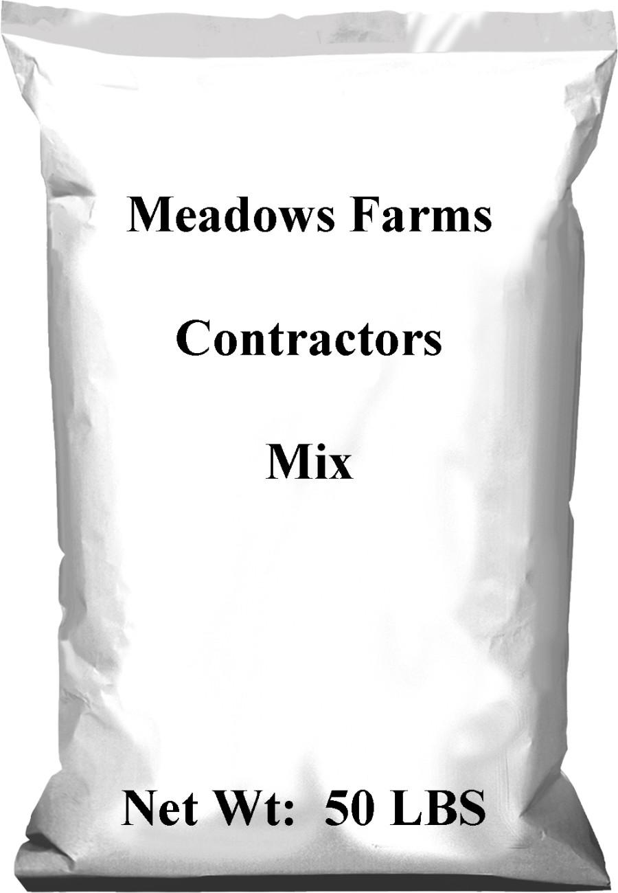 Pennington Meadows Farms Contractors Mix 1ea/50 lb