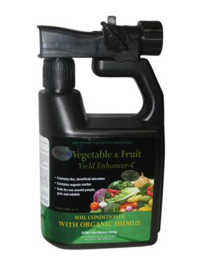 Ecological Laboratories Vegetable & Fruit Yield Enhancer-C Sprayer 12ea/32 fl oz