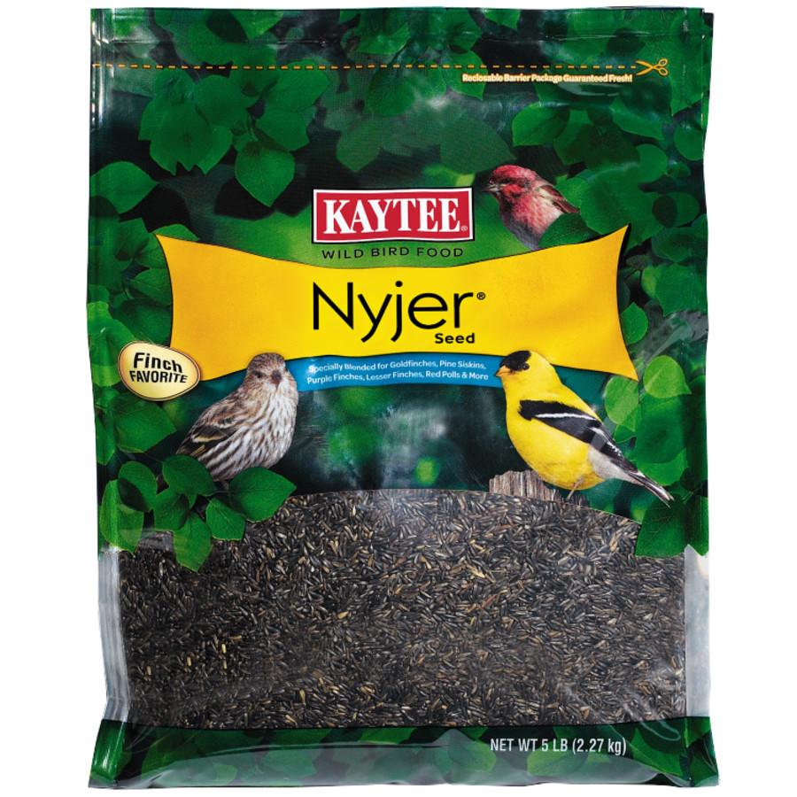 Kaytee Food Nyjer® Stand Up Bag 4ea/5 lb