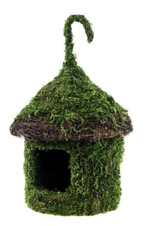 Supermoss Deco Birdhouse - Bungalow 6ea