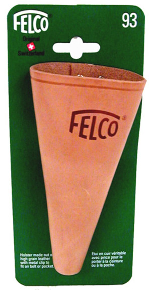 Felco Sheath With Clip Brown 1ea