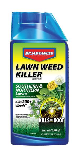 Lawn Weed Killer South & North Lawn 8ea/32 fl oz