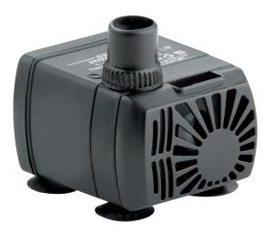 Danner Pondmaster Fountain-Mag Magnetic Drive Water Pump Black 4ea/35 Gph Mini, 6Ft Cord