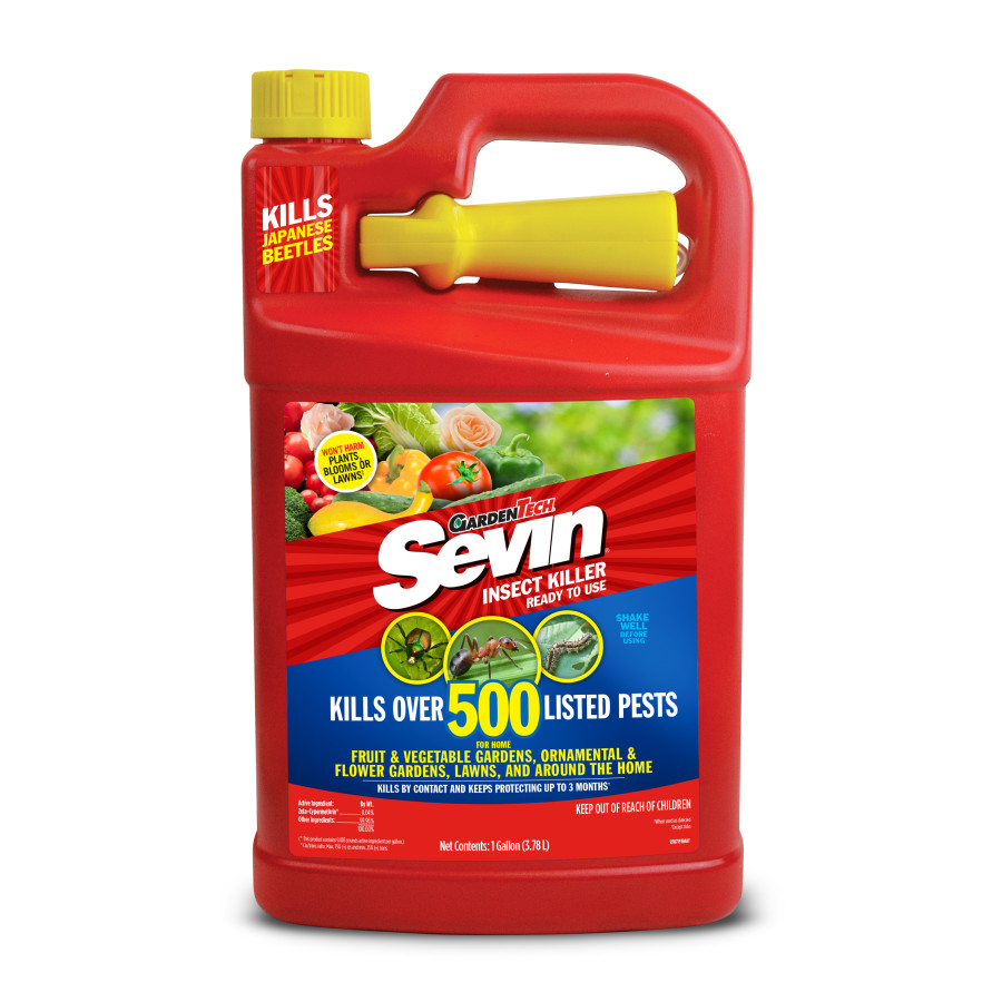 Sevin Insect Killer Nested Spray Trigger 4ea/1 gal