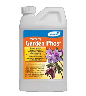 Monterey Garden Phos Systemic Fungicide Concentrate 6ea/32 fl oz
