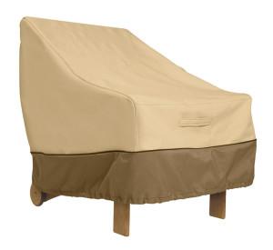 Classic Accessories Veranda Patio Cover Chair Standard Pebble 1ea/20 in