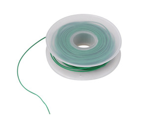 Bond Gardening Training Wire Green 12ea/50 ft