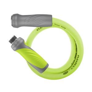 Flexzilla Garden Lead-in Hose with Swivel Grip Green 10ea/5/8Inx3 ft