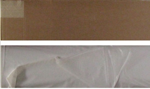 Poly America Plastic Sheeting Clear 1ea/4 Mil 20Ftx100 ft