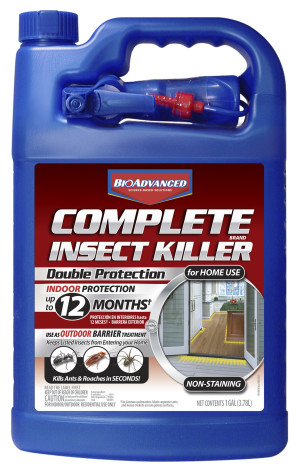 BioAdvanced Complete Home Pest Control 4ea/1 gal