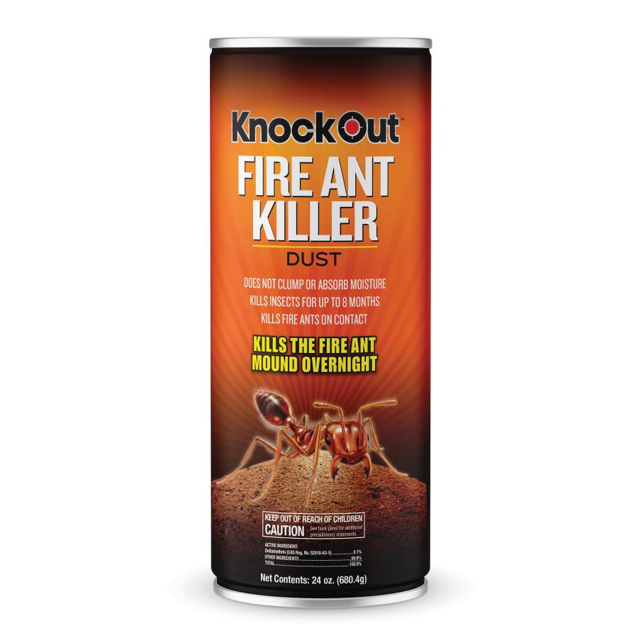Knockout Fire Ant Killer Dust 12ea/24 oz