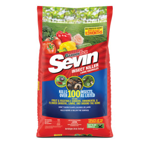 Sevin Insect Killer Lawn Granules 3ea/20 lb