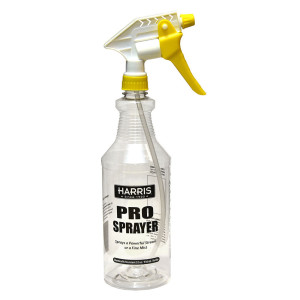Harris Pro Trigger Spray Bottle Clear 12ea/32 oz