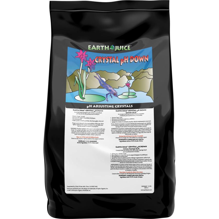 Earth Juice Crystal PH Down Adjuster 12ea/1.6 lb