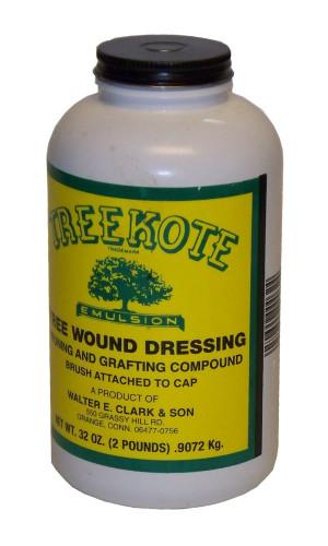 Treekote Tree Wound Dressing Brush Top 12ea/32 fl oz