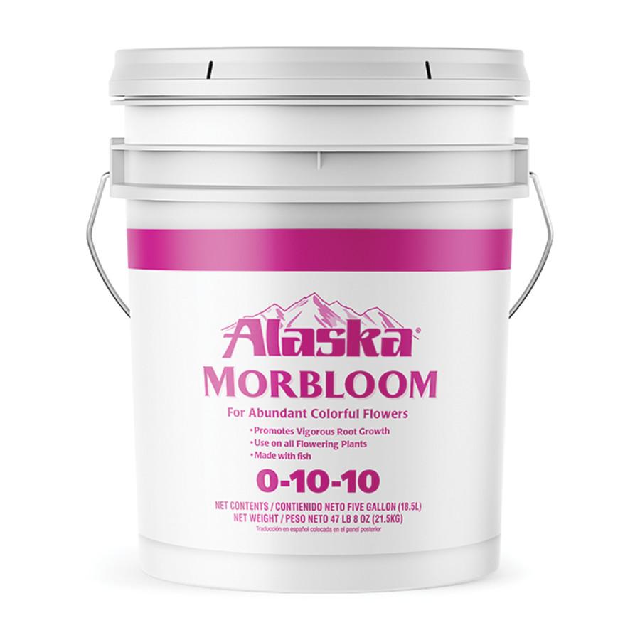 Alaska Morbloom Fertilizer Natural Concentrate 0-10-10 1ea/5 gal