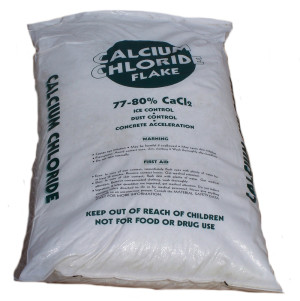 Valley Fertilizer Calcium Chloride Flake 77-80% 1ea/50 lb