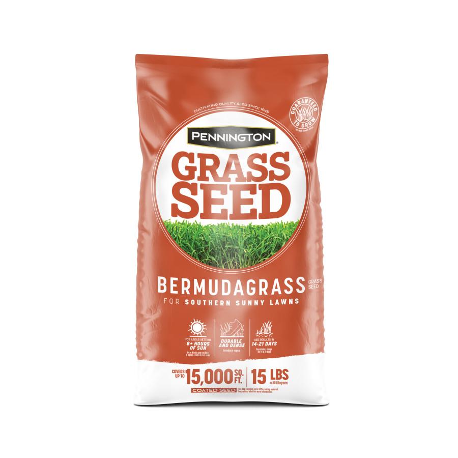 Pennington Bermudagrass Grass Seed 1ea/15 lb