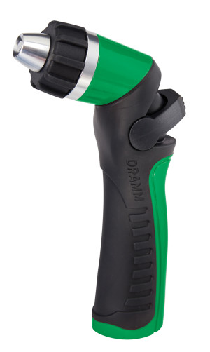Dramm One Touch Twist Adjustable Nozzle Green 2ea