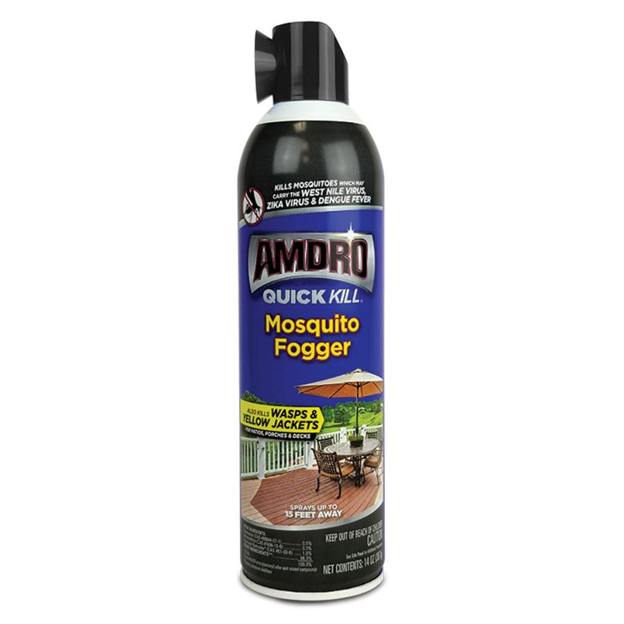 Amdro Quick Kill Mosquito Fogger Outdoor 8ea/14 oz