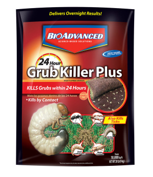 BioAdvanced 24 Hour Grub Killer Plus Granules 1ea/20 lb
