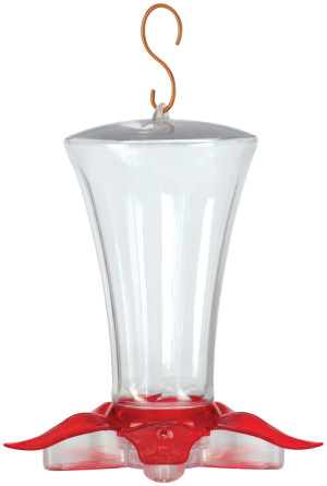 Classic Brands More Birds® Bliss Hummingbird Feeder Bliss Multi-Color 4ea/13 oz