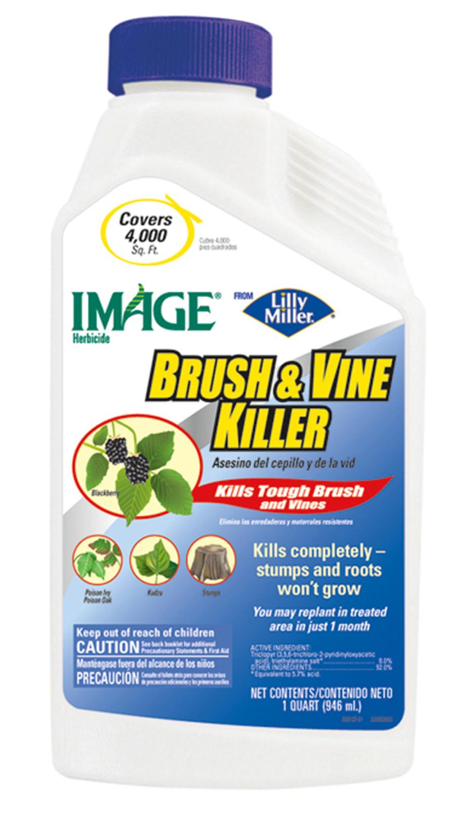 Image from Lilly Miller Brush & Vine Killer Herbicide 6ea/32 oz