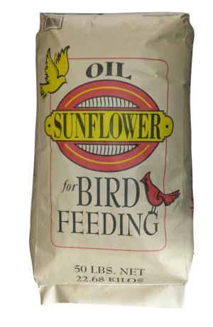 Sunflower Seed Black Oil 1ea/50 lb