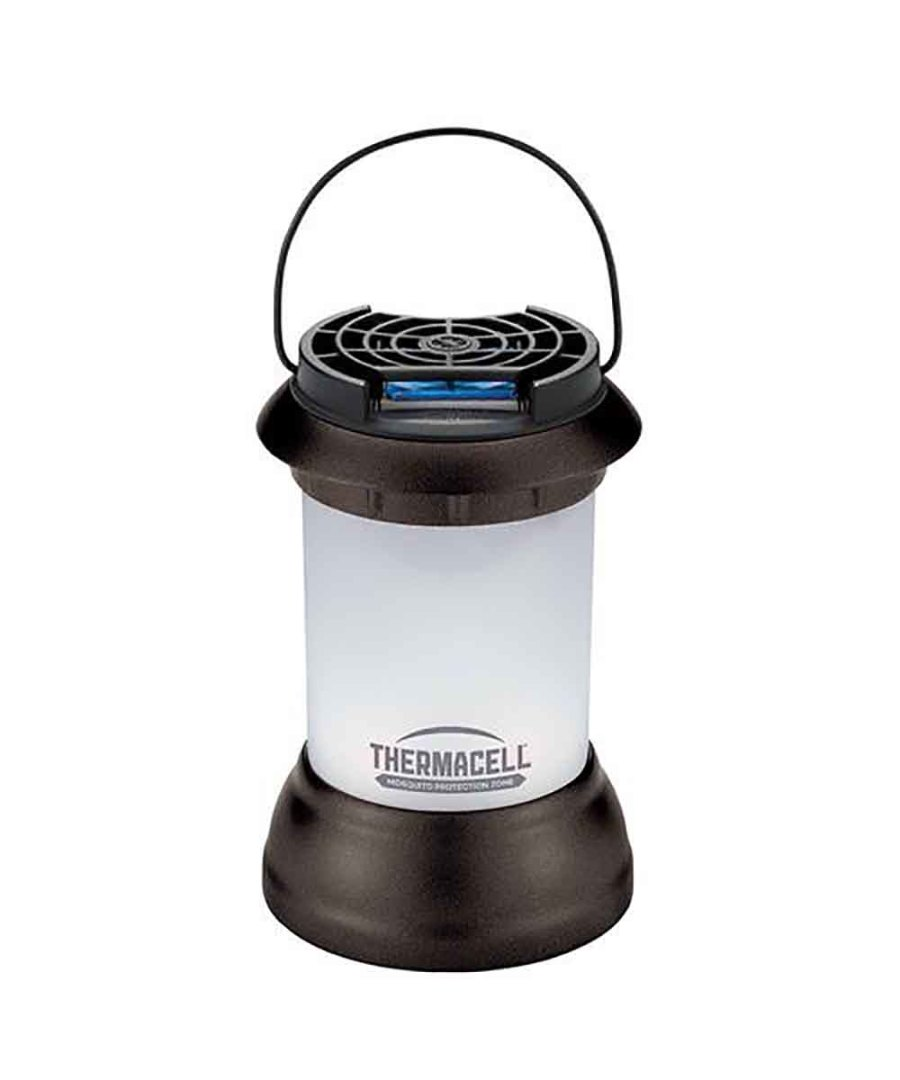 ThermaCELL Patio Shield Mosquito Protection Lantern Display w/ Refill Bronze 1ea