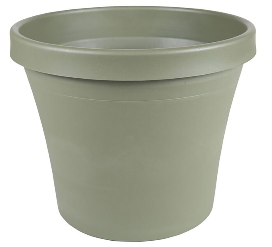 Bloem Terrapot Planter Living Green 5ea/24 in
