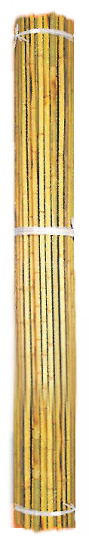 Bond Natural Bamboo Stake Bulk Brown 500ea/3/8Inx4 ft