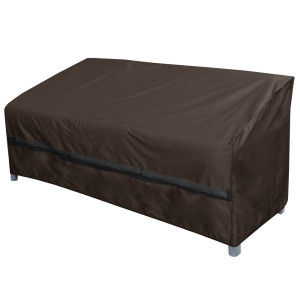 True Guard Water Resistant Heavy Duty Patio Furniture Covers, Fade/Stain/UV Resistant for Outdoor Patio Furniture, 600D Rip-Stop,