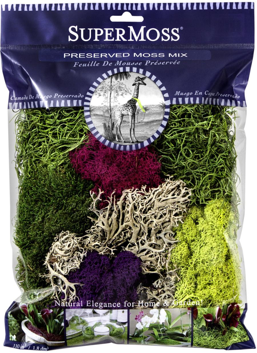 Supermoss Moss Mix Assorted Best Sellers