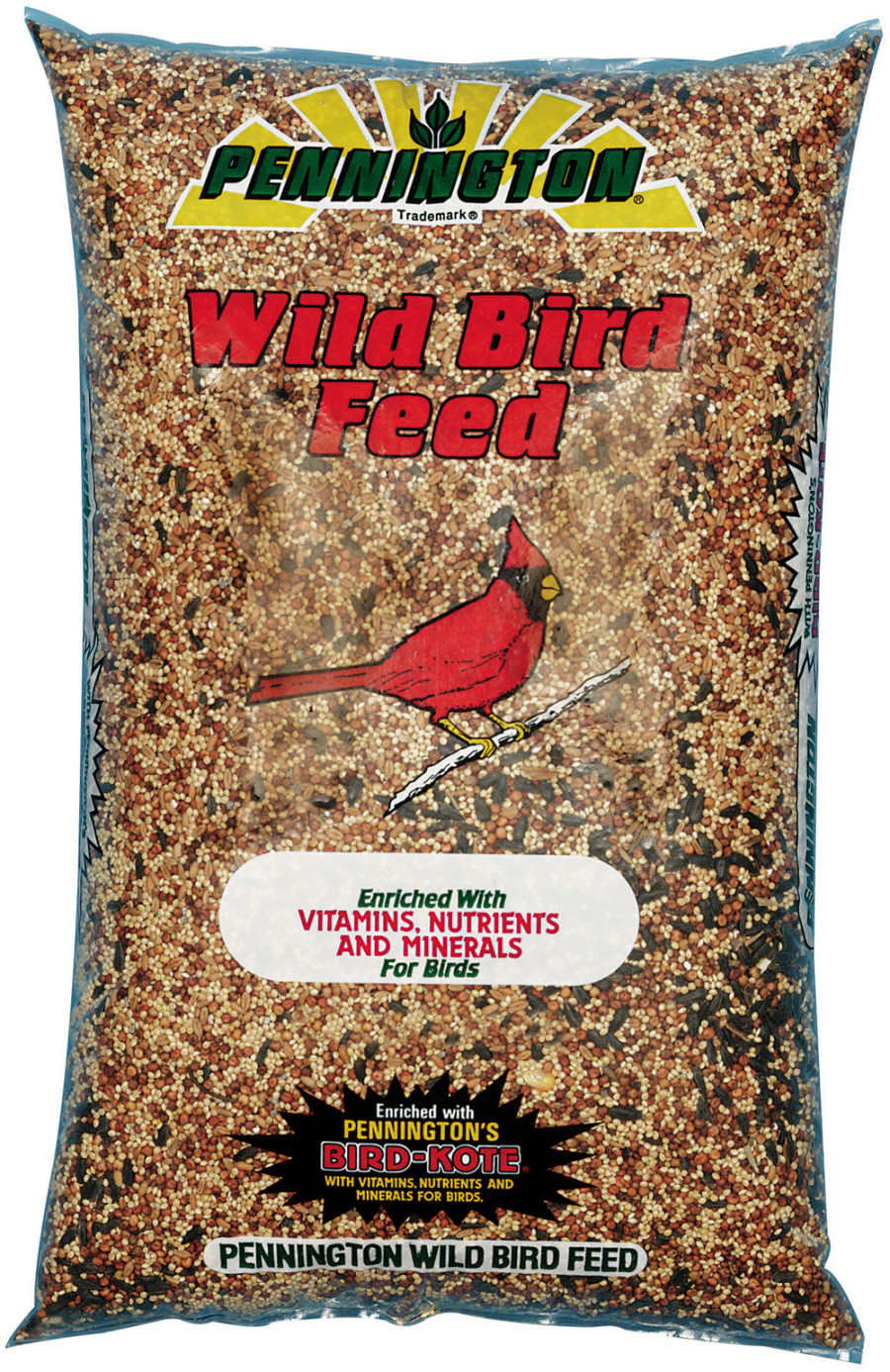 Pennington Classic Wild Bird Feed 12ea/5 lb