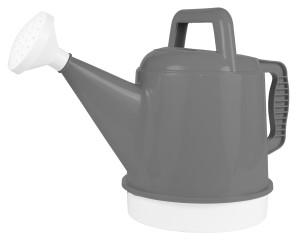 Bloem Deluxe Watering Can Charcoal 6ea/2.5 gal