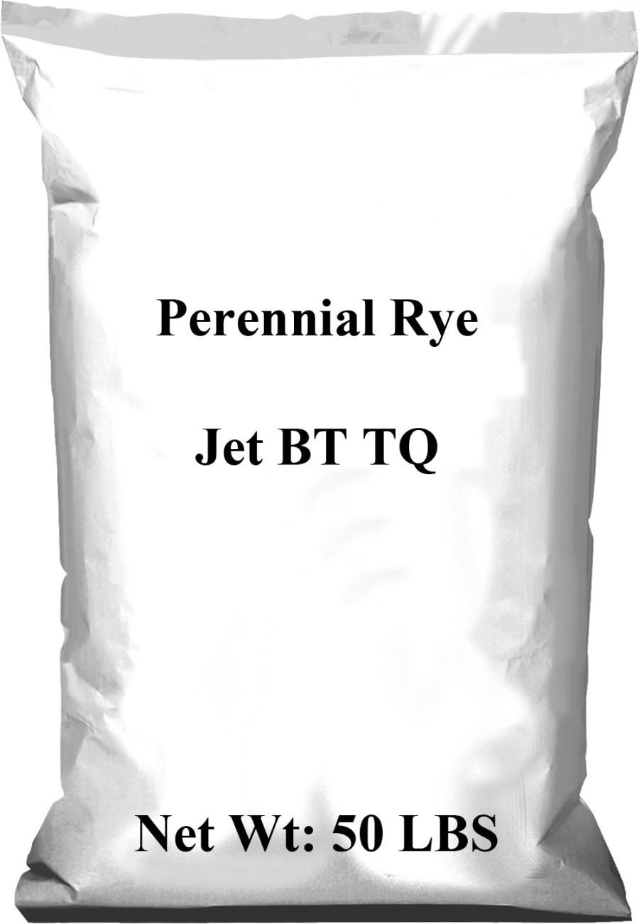 Pennington Perennial Rye Jet BT TQ 1ea/50 lb