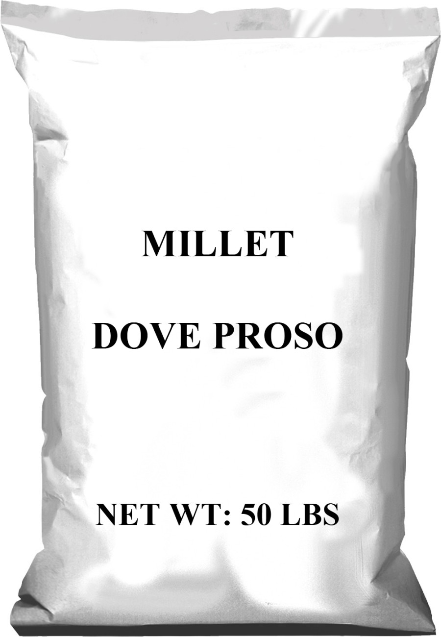 Pennington Millet Dove Proso 1ea/50 lb
