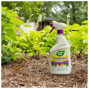 Garden Safe Fungicide3 Insecticide Miticide Ready To Use Organic 6ea/24 fl oz