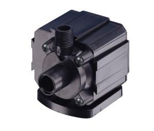 Danner Pondmaster Pond-Mag Magnetic Drive Water Pump Black 6ea/250 GPH, 18Ft Cord