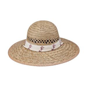 Goldcoast Sunwear Rush Vogue Print Hat Natural 6ea/One Size